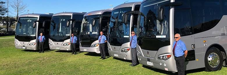Bayes Tour Buses and Drivers
